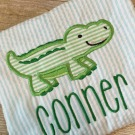 Alligator Applique