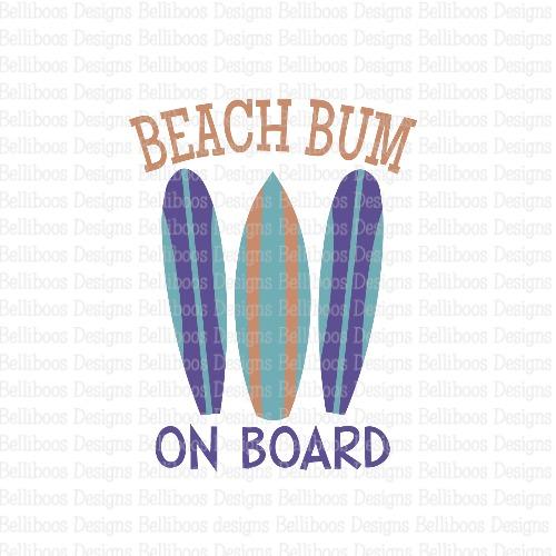 beach SVG - Beach cut file - summer SVG - summer Cut file - surf board SVG - surf board cut file - beach bum SVG - beach bum cut file