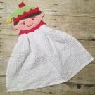 In the Hoop Boy Elf Towel Topper