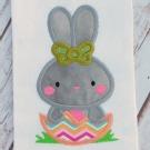 Hatching Bunny Applique