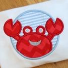 Crab Patch Applique