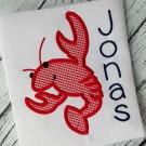 Crawfish Applique