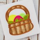 Easter Basket 2 Applique