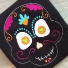 Sugar Skull 2 Embroidery
