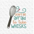 Take Whisks SVG Cut File