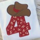 Cowboy Number Set