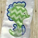 Little Seahorse Applique